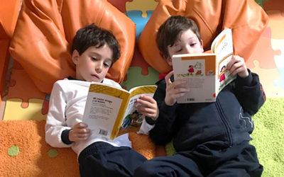 Un niño que lee será un niño que piensa